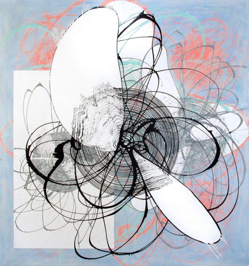 "Dominique Gauthier, ""Orphique"", 2001, Collection Mudam Luxembourg"