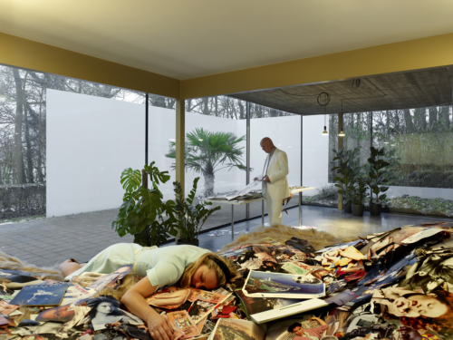 "Vermeir Katleen & Heiremans Ronny, ""The Residence (a wager for the afterlife)"", 2012"