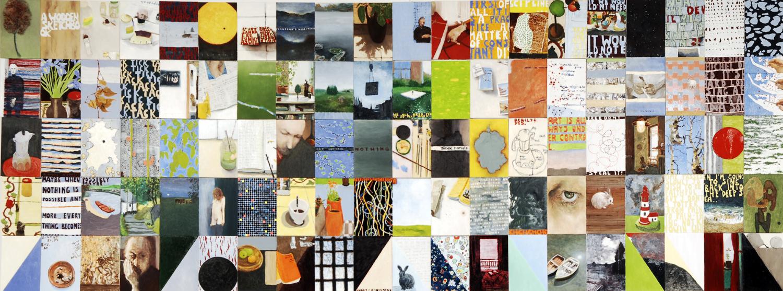 """Jean-Marie Biwer, """"A Wooden Sketchbook"""", depuis 2005"""
