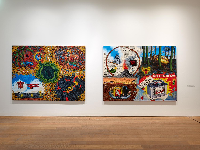 "Vue de l'exposition ""David Wojnarowicz. History Keeps Me Awake at Night"", 26.10.2019 – 09.02.2020, Mudam Luxembourg"