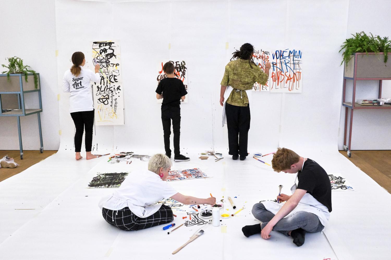 Art Freak Workshop