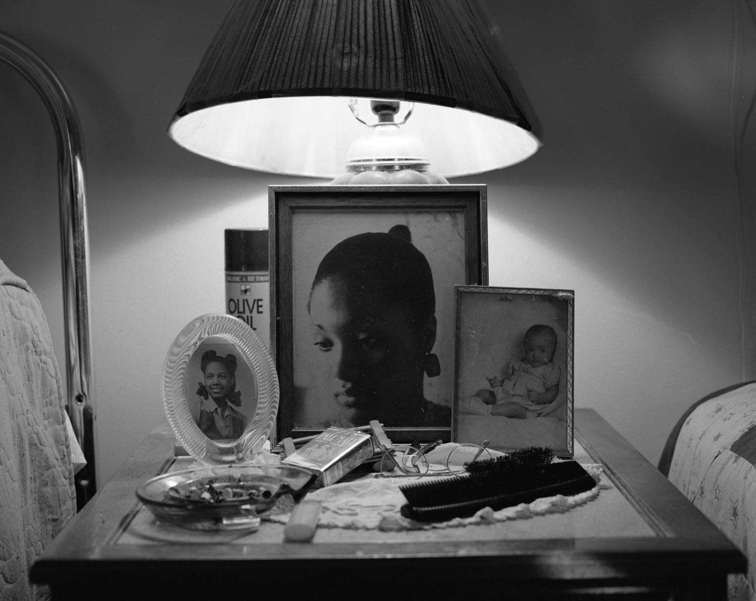 "La Toya Ruby Frazier, ""Aunt Midgie and Grandma Ruby"", 2007. Série ""The Notion Of Family"", Collection Pinault"
