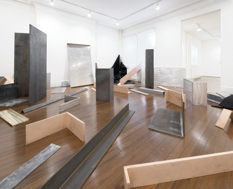 "Robert Morris, ""Untitled (Scatter Piece)"", 1968–69"