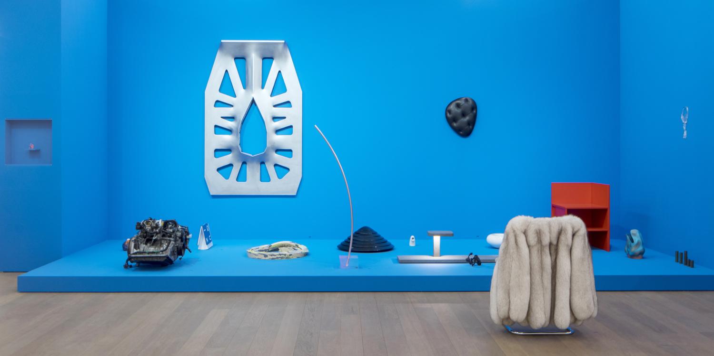 Vue de l'exposition Quiz 2 - sur une idée de Robert Stadler, 20.02.2016 - 22.05.2016, Mudam Luxembourg