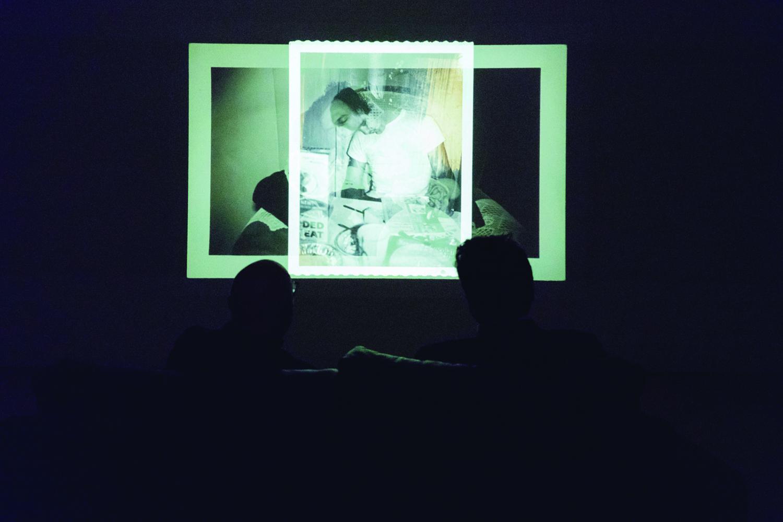 Œuvre présentée dans l'exposition João Penalva, Mudam Luxembourg, 2018