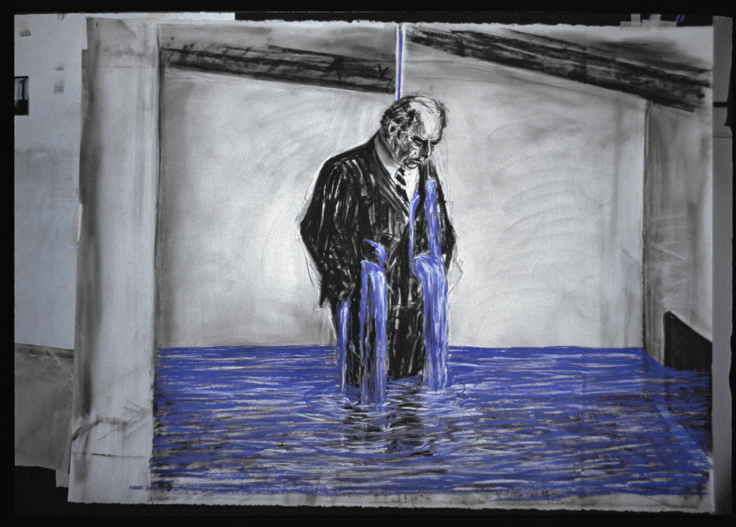 "William Kentridge, ""Stereoscope"", 1998 – 1999, Courtesy the artist"