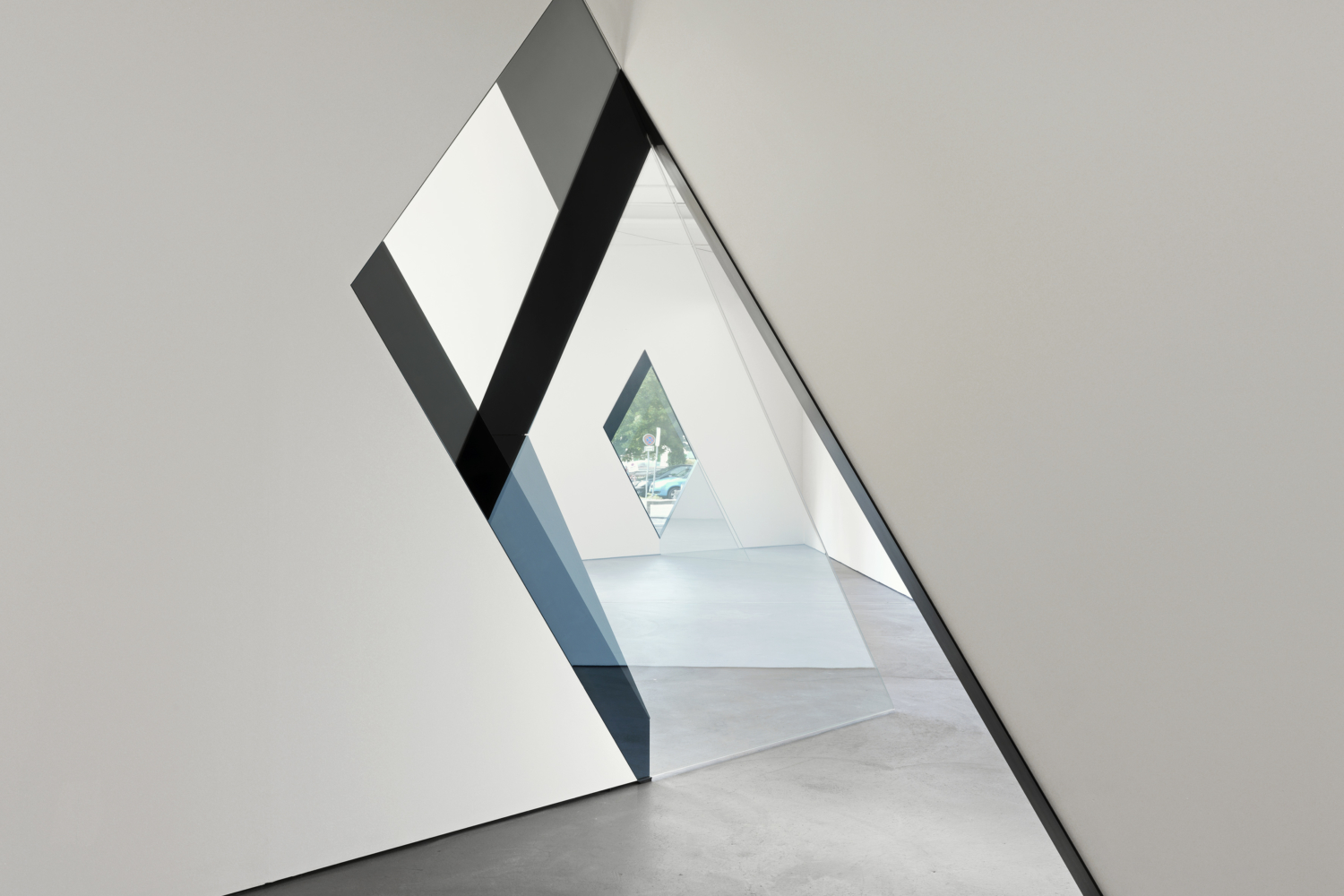 Royalty-free images to be used exclusively for press on Mudam