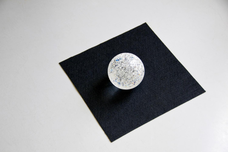 Œuvre présentée dans l'exposition Nina Beier et Marie Lund . The Object Lessons