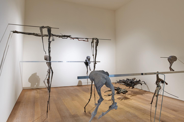 "Vue de l'exposition ""Giulia Cenci. Mudam Collection"", 12.09.2020 – 17.01.2021, Mudam Luxembourg"