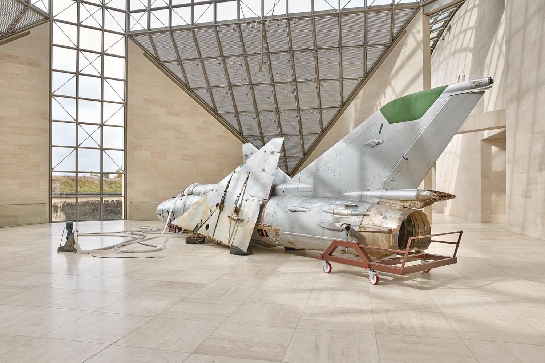 """Vue de l'exposition """"Post-Capital: Art et économie à l'ère du digital"""", 02.10.2021 – 16.01.2022, Mudam Luxembourg"""