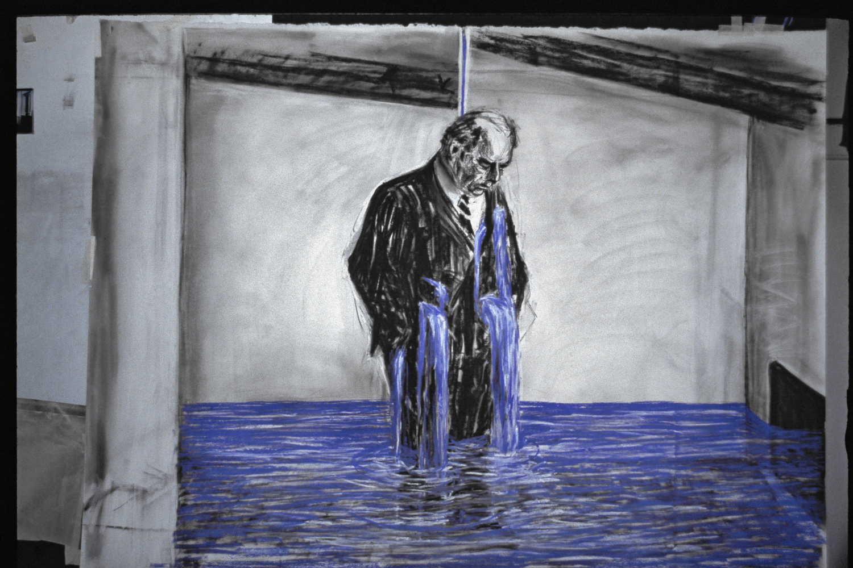 "William Kentridge, ""Stereoscope"", 1998 – 1999, Courtesy the artist"